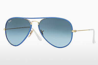 선글라스 Ray-Ban AVIATOR FULL COLOR (RB3025JM 001/4M) - 금색