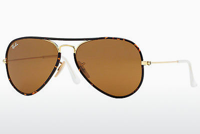 선글라스 Ray-Ban AVIATOR FULL COLOR (RB3025JM 001) - 금색