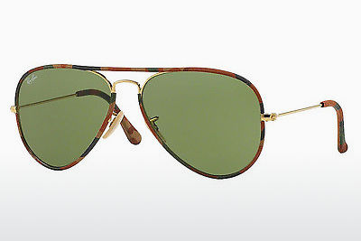 선글라스 Ray-Ban AVIATOR FULL COLOR (RB3025JM 168/4E) - 금색