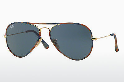 선글라스 Ray-Ban AVIATOR FULL COLOR (RB3025JM 170/R5) - 금색
