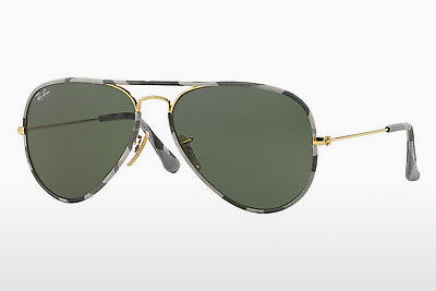선글라스 Ray-Ban AVIATOR FULL COLOR (RB3025JM 171) - 금색