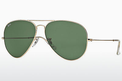 선글라스 Ray-Ban AVIATOR LARGE METAL II (RB3026 L2846) - 금색