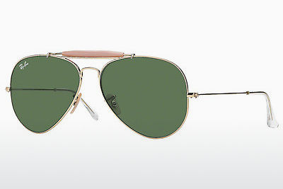 선글라스 Ray-Ban OUTDOORSMAN II (RB3029 L2112) - 금색