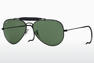선글라스 Ray-Ban OUTDOORSMAN (RB3030 L9500) - 검은색