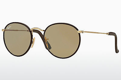선글라스 Ray-Ban ROUND CRAFT (RB3475Q 112/53) - 금색