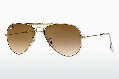 선글라스 Ray-Ban AVIATOR FOLDING (RB3479 001/51) - 금색