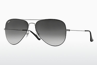선글라스 Ray-Ban AVIATOR FLAT METAL (RB3513 154/8G) - 은색