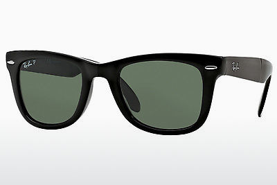 선글라스 Ray-Ban FOLDING WAYFARER (RB4105 601/58) - 검은색