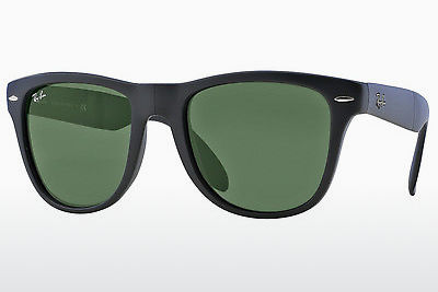 선글라스 Ray-Ban FOLDING WAYFARER (RB4105 601S) - 검은색