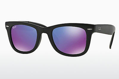 선글라스 Ray-Ban FOLDING WAYFARER (RB4105 601S1M) - 검은색
