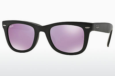 선글라스 Ray-Ban FOLDING WAYFARER (RB4105 601S4K) - 검은색