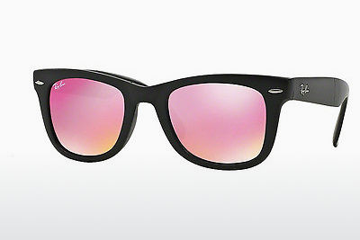 선글라스 Ray-Ban FOLDING WAYFARER (RB4105 601S4T) - 검은색