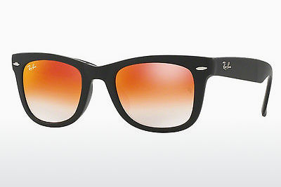 선글라스 Ray-Ban FOLDING WAYFARER (RB4105 60694W) - 검은색