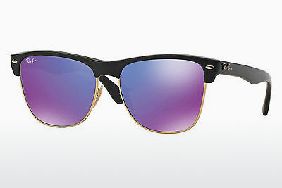 선글라스 Ray-Ban CLUBMASTER OVERSIZED (RB4175 877/1M) - 검은색