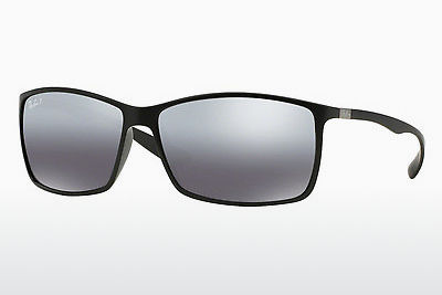 선글라스 Ray-Ban LITEFORCE (RB4179 601S82) - 검은색