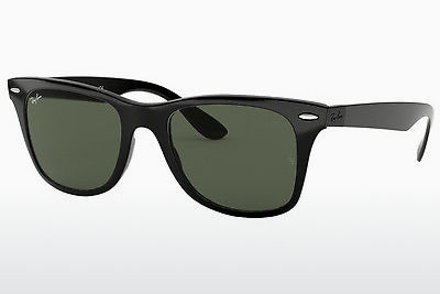 선글라스 Ray-Ban WAYFARER LITEFORCE (RB4195 601/71) - 검은색