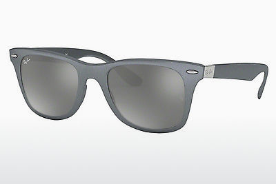 선글라스 Ray-Ban WAYFARER LITEFORCE (RB4195 601788) - 은색