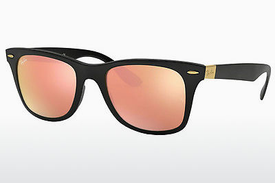 선글라스 Ray-Ban WAYFARER LITEFORCE (RB4195 601S2Y) - 검은색