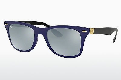 선글라스 Ray-Ban WAYFARER LITEFORCE (RB4195 624830) - 청색