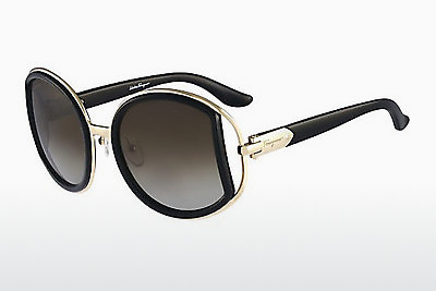 선글라스 Salvatore Ferragamo SF719S 001 - 검은색