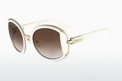 선글라스 Salvatore Ferragamo SF719S 103 - 뿔
