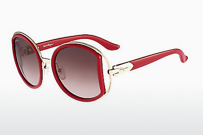 선글라스 Salvatore Ferragamo SF719S 613 - 적색