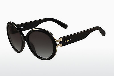 선글라스 Salvatore Ferragamo SF780S 001 - 검은색