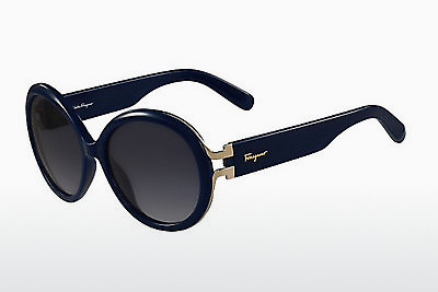 선글라스 Salvatore Ferragamo SF780S 414 - 청색