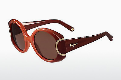 선글라스 Salvatore Ferragamo SF811S SIGNATURE 811
