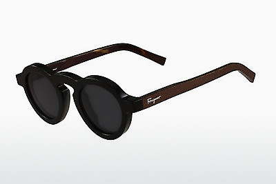 선글라스 Salvatore Ferragamo SF812S 001 - 검은색