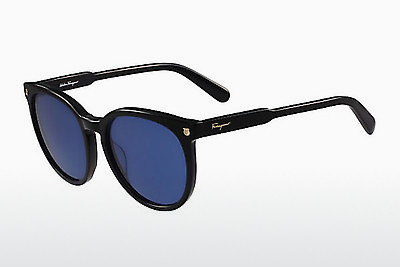 선글라스 Salvatore Ferragamo SF816S 001 - 검은색