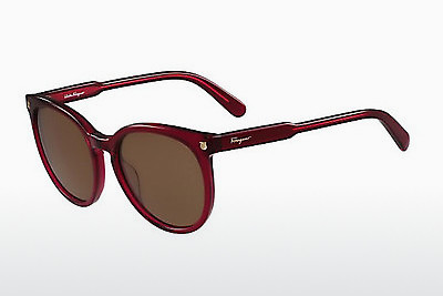 선글라스 Salvatore Ferragamo SF816S 525 - 적색
