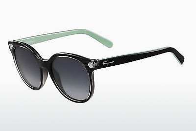 선글라스 Salvatore Ferragamo SF833S 001 - 검은색