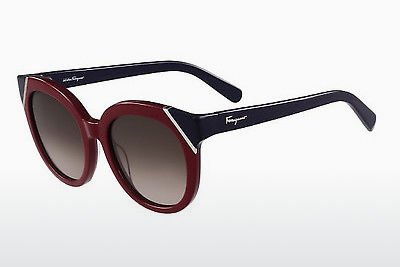 선글라스 Salvatore Ferragamo SF836S 641 - 적색
