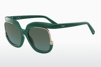 선글라스 Salvatore Ferragamo SF863S 315 - 녹색