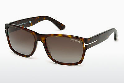 선글라스 Tom Ford Mason (FT0445 52B) - 갈색, Dark, Havana