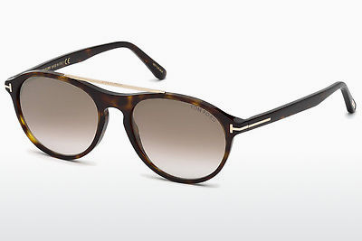 선글라스 Tom Ford Cameron (FT0556 52G) - 갈색, Dark, Havana