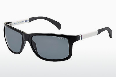 선글라스 Tommy Hilfiger TH 1257/S 4NH/BN - Blckwhite
