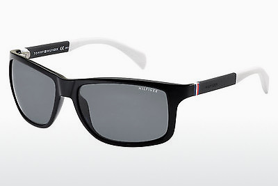 선글라스 Tommy Hilfiger TH 1257/S 4NH/TD - 검은색
