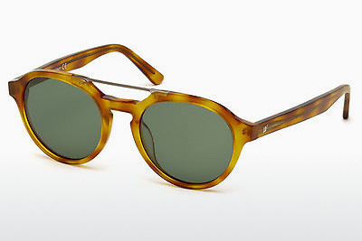선글라스 Web Eyewear WE0155 53N - 하바나, Yellow, Blond, Brown