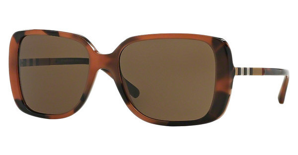 Burberry BE4198 351873 BROWNSPOTTED AMBER