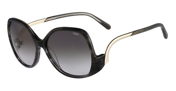 Chloé CE675S 023 STRIPED GREY