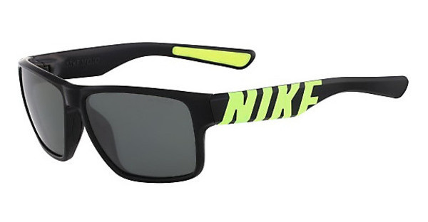 Nike NIKE MOJO P EV0785 071 BLACK/VOLT WITH GREY POLARIZED LENS Polarized LENS