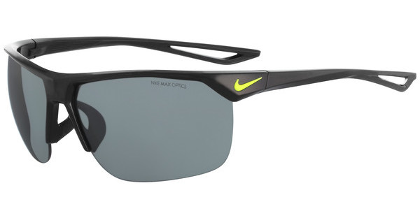 Nike NIKE TRAINER EV0934 001 BLACK/VOLT WITH GREY W/SILVER FLASH LENS LENS