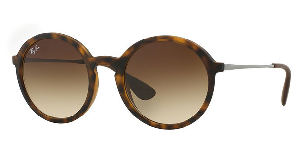Ray-Ban RB4222 865/13 GRADIENT BROWNDARK RUBBER HAVANA