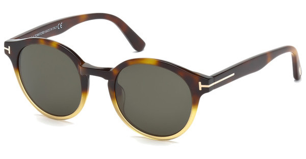 Tom Ford   FT0400 58N grünbeige matt