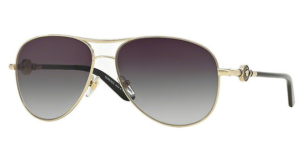 Versace VE2157 12528G GREY GRADIENTPALE GOLD