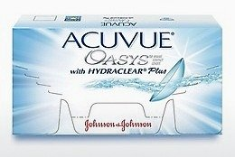 콘택트렌즈 Johnson & Johnson ACUVUE OASYS for ASTIGMATISM CYP-6P-REV