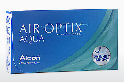 콘택트렌즈 Alcon AIR OPTIX AQUA (AIR OPTIX AQUA AOA6)
