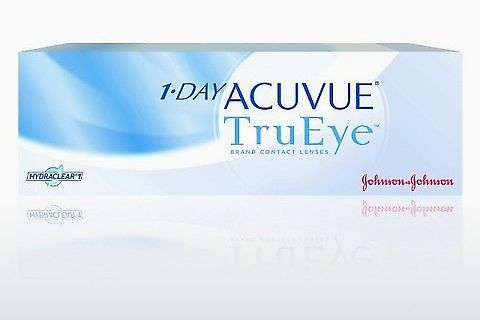 콘택트렌즈 Johnson & Johnson 1 DAY ACUVUE TruEye 1D4-30P-REV